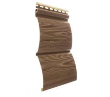 Наружный сайдинг Docke (Деке) Wood Slide цвет кедр