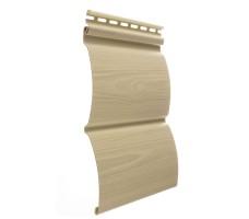Наружный сайдинг Docke (Деке) Wood Slide цвет клен