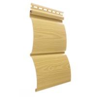 Наружный сайдинг Docke (Деке) Wood Slide цвет яблоко