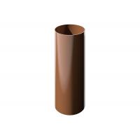 Водосточная труба Технониколь (коричневый) цвет