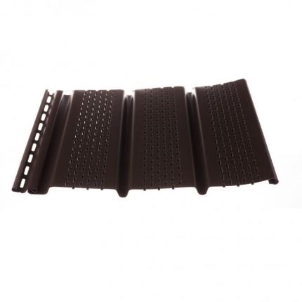 Продажа перфорированных софитов Docke Standart (цвет шоколад)