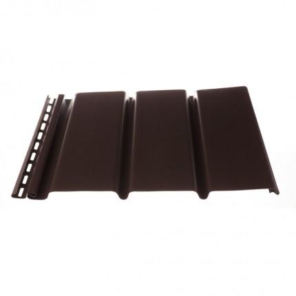 Продажа сплошных софитов Docke Standart (цвет шоколад)
