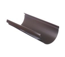 Желоб водосточный Docke Lux (цвет шоколад)