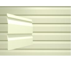 Виниловый сайдинг (наружный) Docke Dacha (желтый)