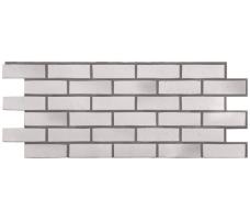 Фасадная панель Docke Berg (под кирпич-серый цвет)