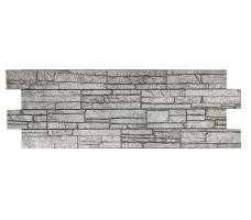 Фасадные панели Docke Stein (цвет атрацит)