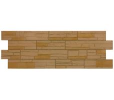 Фасадные панели Docke Stein (бронзовый цвет)