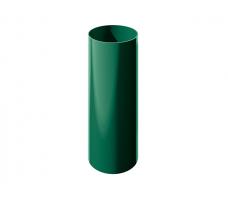 Водосточная труба Технониколь (зеленый) цвет