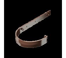 Кронштейн желоба металлический Технониколь (коричневый)