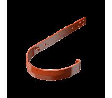 Кронштейн желоба металлический Технониколь (красный)