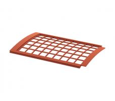 Защитная решетка Технониколь (красный) цвет