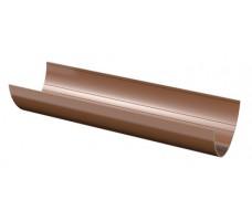 Водосточный желоб Технониколь (коричневый)
