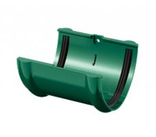 Соединитель желоба Технониколь (зеленый)