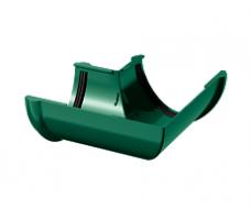 Угол желоба универсальный 90 градусов Технониколь (зеленый)