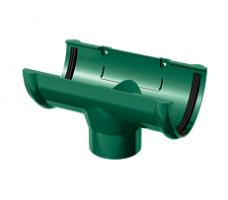 Водоприемная воронка Технониколь (зеленый)
