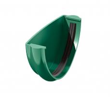 Заглушка желоба Технониколь (зеленый)